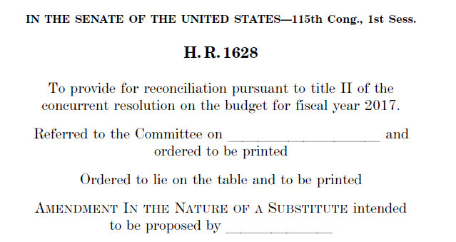 """The Discussion Draft Of """"Better Care"""" Has Been Released By The Senate"""