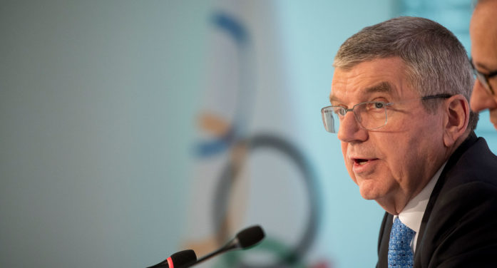 """IOC Postpones Summer Olympics till 2021, """"The Olympic Flame Can Become The Light at The End of This Dark Tunnel"""""""